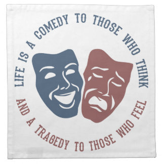 LIFE quote napkins