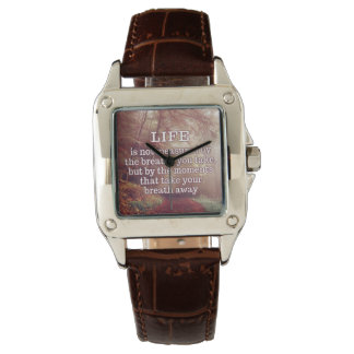 Life Quote watches