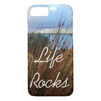 Life Rocks iPhone 7 Case