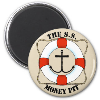 Life Saver & Anchor Magnet