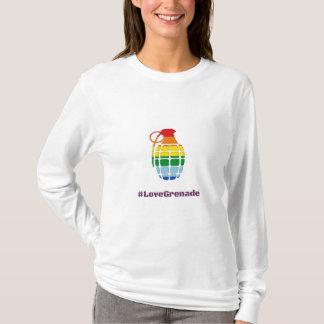Life Simplicidad #RainbowCartel Love Grenade T-Shirt