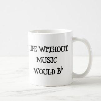 Life Without Music Mugs
