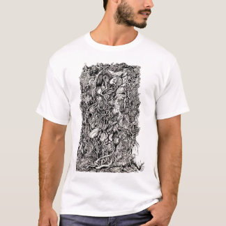 Life Without Skin by Brian Benson T-Shirt