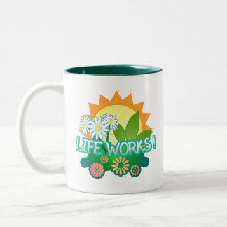 Life Works! Mug