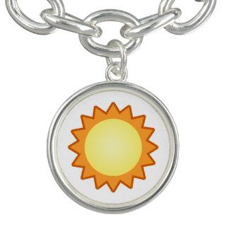 Life Works! Sun Charm Bracelet