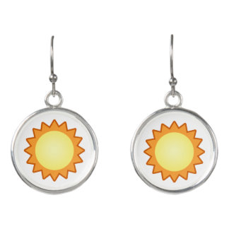 Life Works! Sun Earrings