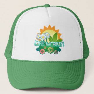 Life Works! Trucker Hat