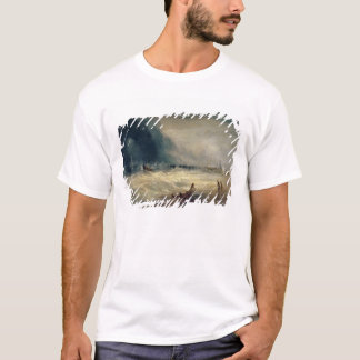 Lifeboat and Manby Apparatus going off to a strand T-Shirt