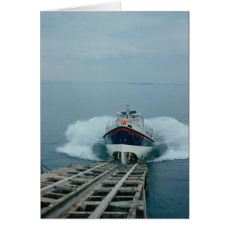 Lifeboat, England Card