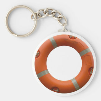 Lifebuoy Key Ring