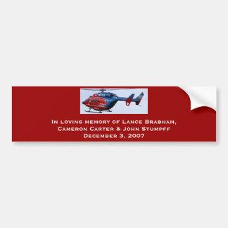 LifeGuard Alaska N141LG Bumper Sticker