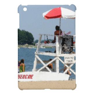 Lifeguard Beach iPad Mini Case
