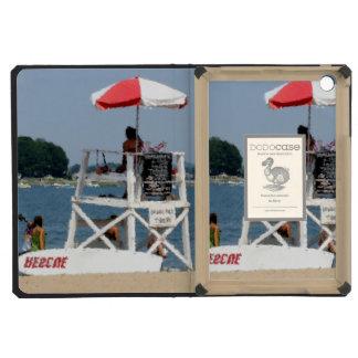 Lifeguard Beach iPad Mini Cases