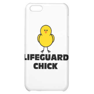 Lifeguard Chick Cover For iPhone 5C