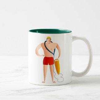 Lifeguard Coffee Mugs