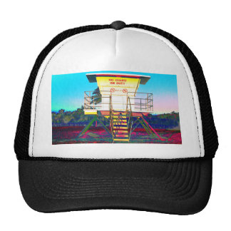 Lifeguard Shack to play with Hat