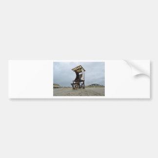 Lifeguard Stand Wrightsville Beach Bumper Stickers