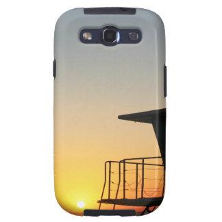 Lifeguard Sunset Galaxy S3 Covers