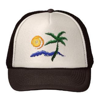 Life's a Beach Mesh Hats