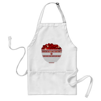 Life's a bowl of ....... standard apron