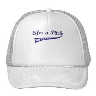 Lifes a Pitch! Hat