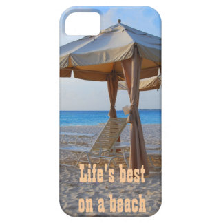 Life's Best on A Beach Case For The iPhone 5