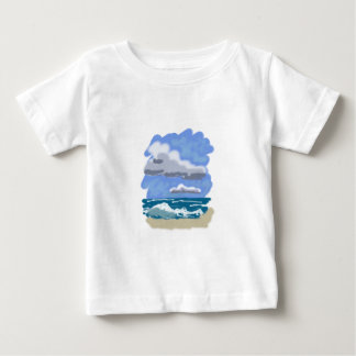 Life's Better at the Beach Baby T-Shirt
