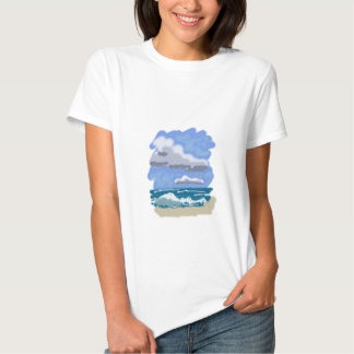 Life's Better at the Beach Tshirts