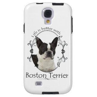 Life's Better Boston Terrier Smartphone Case