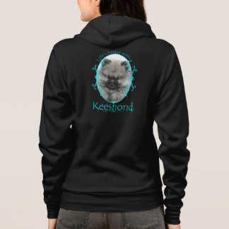 Life's Better Keeshond Hoodie