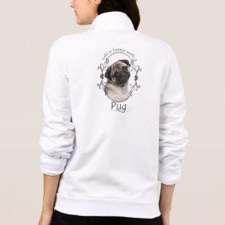 Life's Better Pug Shirt