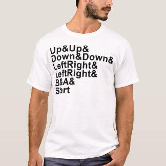 Life's Cheat Code (Black Lettering) T-Shirt