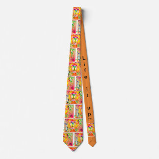 Life's Crazy King of the Jungle Tie