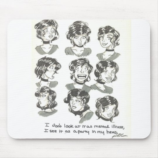 Life's Fun with More Options Mouse Mat