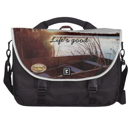 Life's good gear bags for laptop