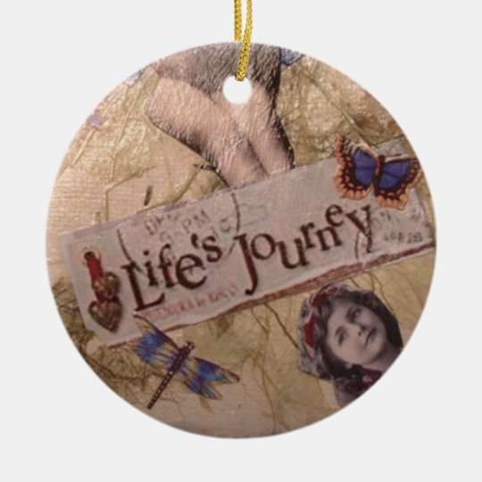 Lifes Journey Ornament