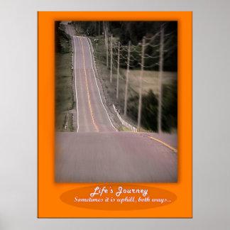 Life's Journey Print