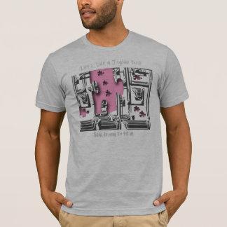 """Life's like a Jigsaw Puzzle""* T-Shirt"