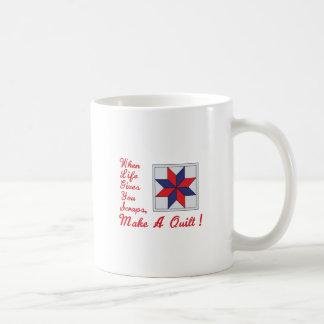 Lifes Scraps Coffee Mug