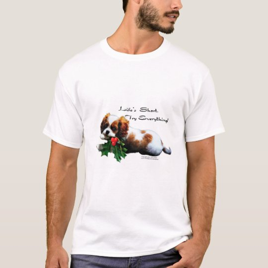 Life's Short, Try Everything ! T-Shirt