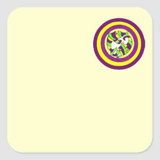 Lifesaver Dolphins into the swirl. Bullseye! Stickers