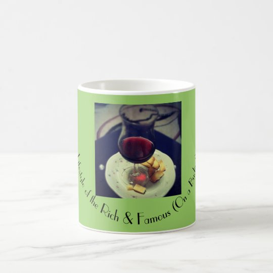 Lifestyle Mug for All WINE, CHEESE, Lovers