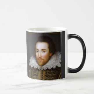 Lifetime Portrait of Shakespeare Magic Mug