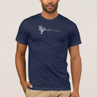 LifeVantage Corporate Logo-gray T-Shirt
