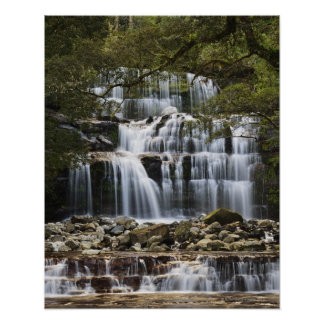 Liffey Falls State Reserve is nestled within Poster