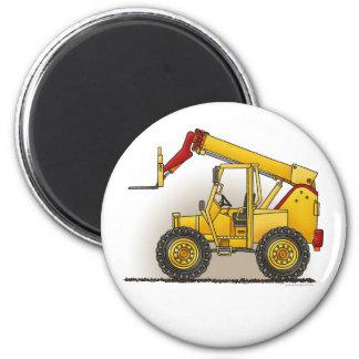 Lift Construction Round Magnet