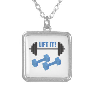 Lift It! Pendants
