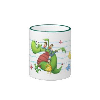 Lift off mug