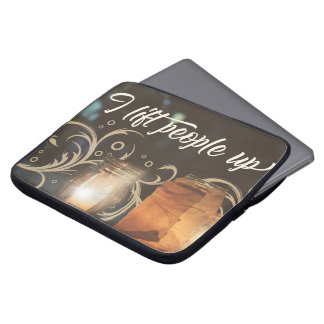 Lift People Up Laptop Sleeve