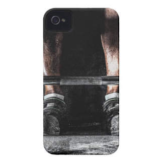 Lift Weights iPhone 4 Case-Mate Case